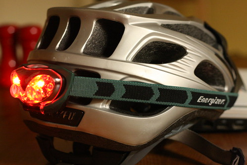 Inexpensive light | by Richard Masoner / Cyclelicious