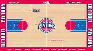 Detroit Pistons Court.png | by Uni Watch