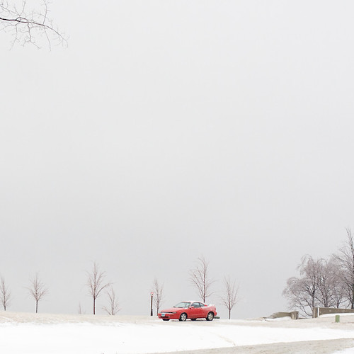 Little Red Car | by Paul Octavious