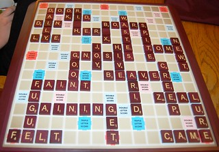 New Game :) What does a Scrabble game you played in tell about yourself? | by garlandcannon