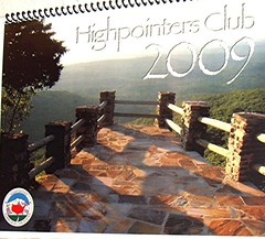 2009 Highpointers Calendar | by americasroof