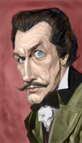 Vincent Price | by Mark Hammermeister