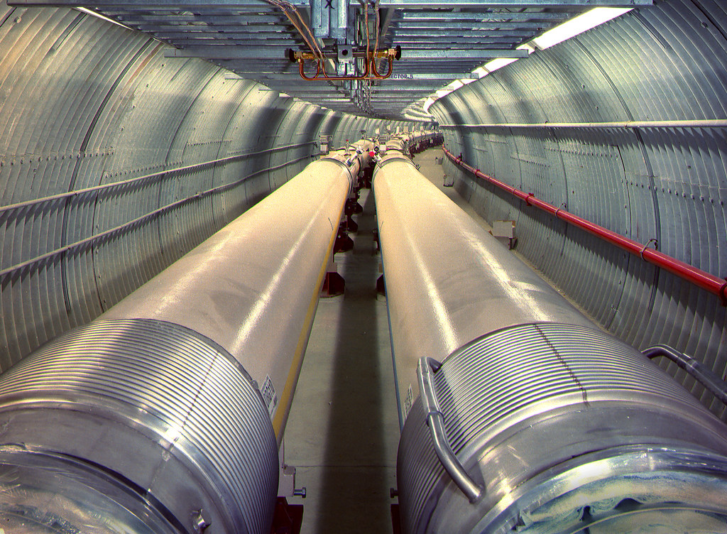 RHIC Tunnel | Brookhaven Natio...