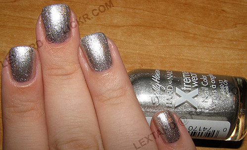 Sally Hansen Hard As Nails Xtreme Wear - Celeb City | Flickr