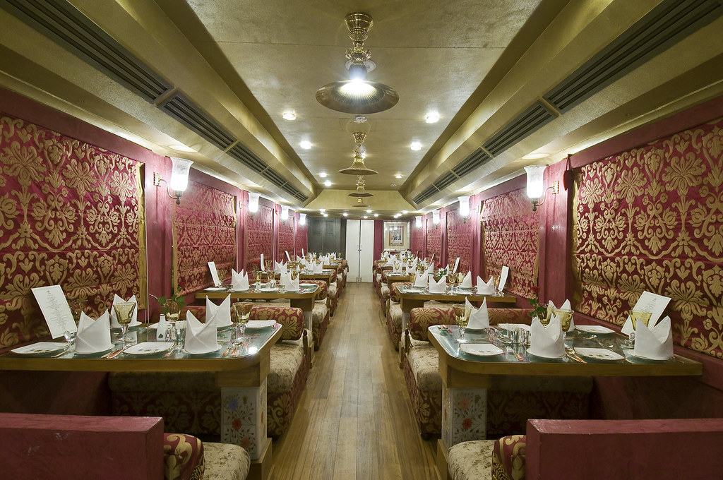 Image result for TRAIN DINING CARS
