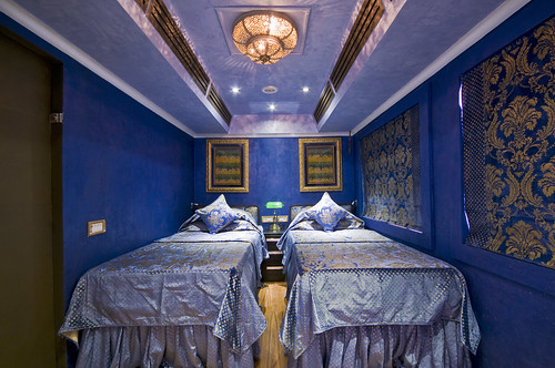Royal Rajasthan On Wheels India S New Luxury Train Delux