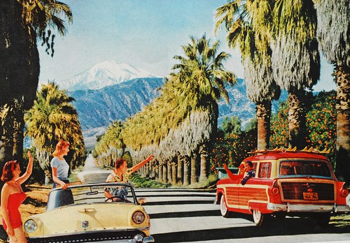 SoCal Tourism 1957 | by paul.malon