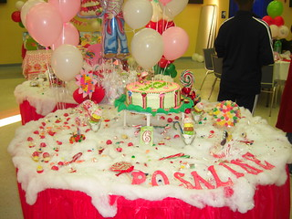 Strawberry Shortcake Candyland Birthday Party Decorations | by partywithrosie