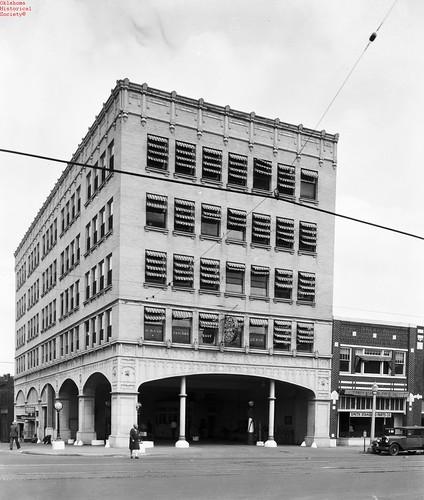 Magnolia Petroleum Company Building Address 801 N