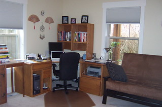 Dawn's Home Office | by GeekyGirlDawn