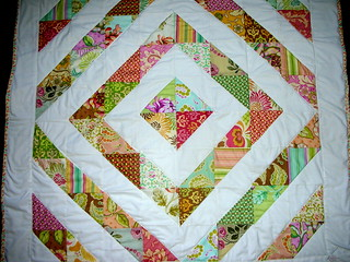 5 hour baby quilt | by rose (is red)