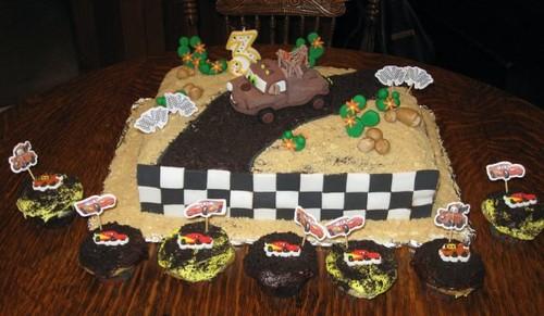 Disney Mater Cake Pan
