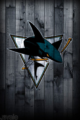 San Jose Sharks I Phone Wallpaper
