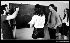 At the blackboard (2) | by Guido Maria Re