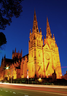 St Mary's Cathedral | by melissa.fiene
