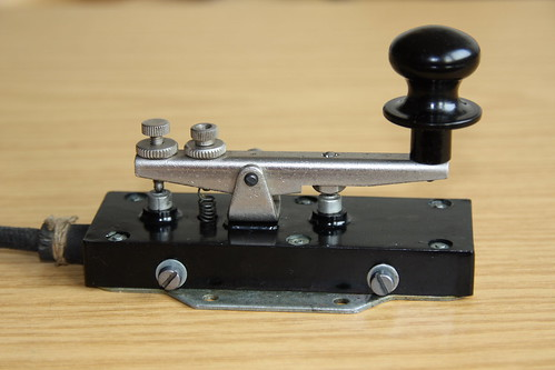 Morse Key 10RT without cover | by gynti_46
