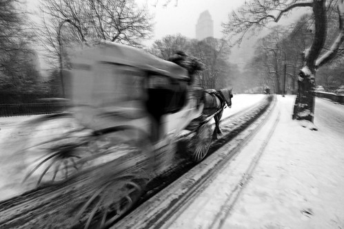 A Speedy Carriage Ride | by A. Strakey