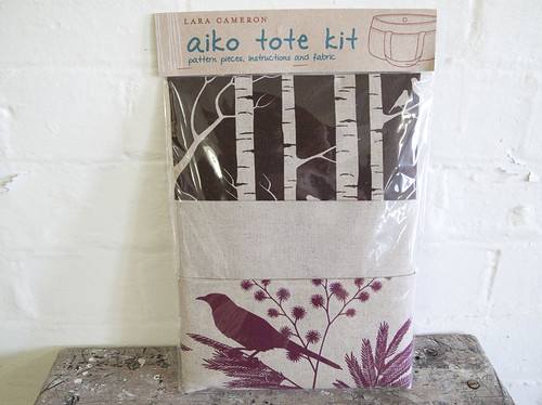 Aiko Tote Kit | by Ink & Spindle