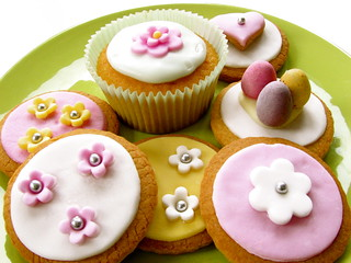 Spring Cakes and Biscuits | by gilly.flower / Gill Smith
