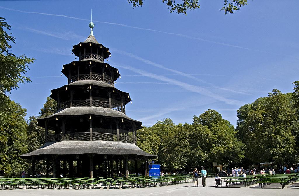 Englischer Garten - München | Englischer Garten - München Ch… | Flickr
