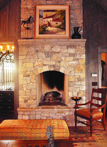Interior fireplace southwest stone flickr for Fireplaces southwest