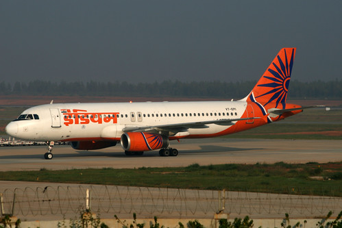 Indian Airlines A320 VT-EPI
