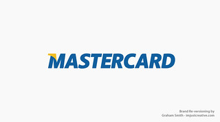 Mastercard-Visa Reversion | by The Logo Smith