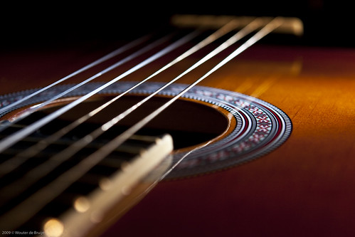 While My Guitar Gently Weeps | by Wouter de Bruijn