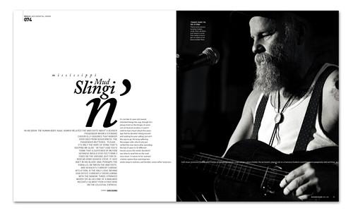 Seasick steve, music - Modern Design Magazine november 208… | Flickr