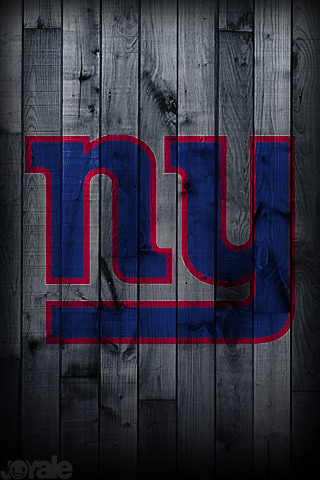 New York Giants I Phone Wallpaper