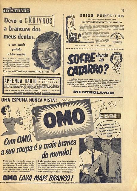 Século Ilustrado, No. 935, December 3 1955 - 33