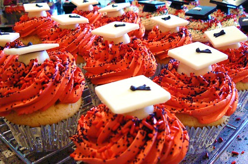 Graduation cupcakes 4 | by tburwinkle