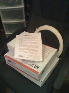 The CupCake CNC MakerBot kit... With a thoughtful letter | by dawning.ca