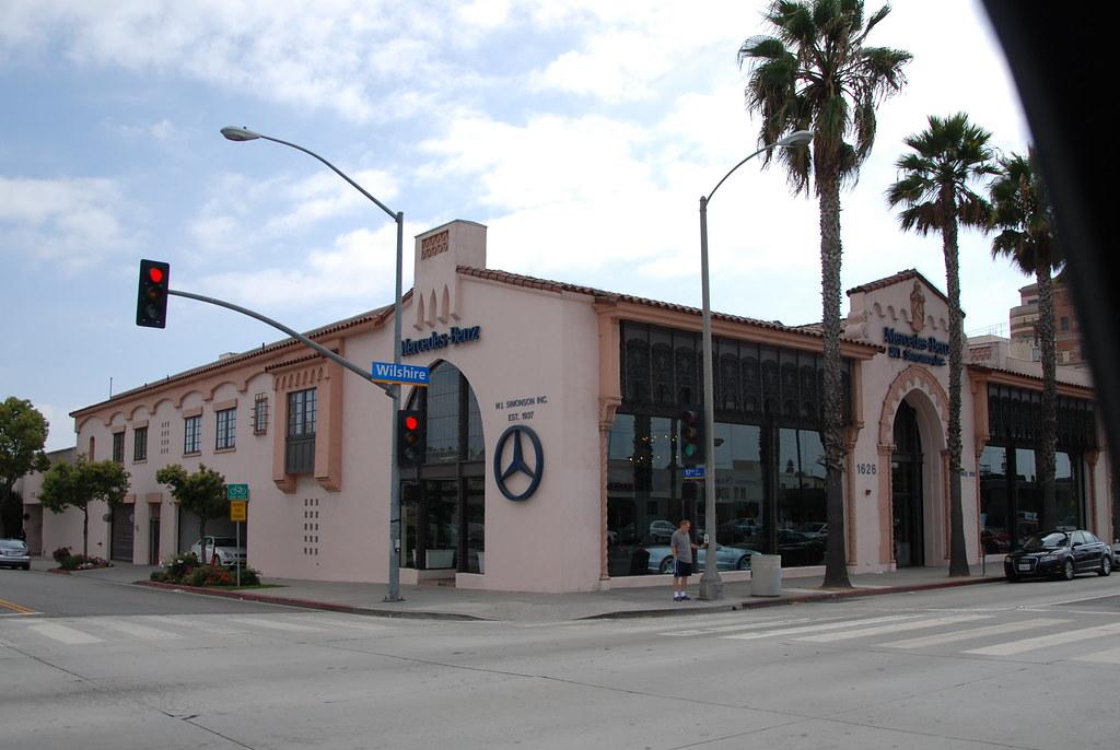 Mercedes Benz Santa Monica >> Mercedes Benz Dealership Santa Monica Ca Navymailman Flickr