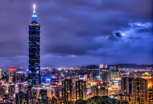 Taipei 101, Taiwan | by Francisco Diez
