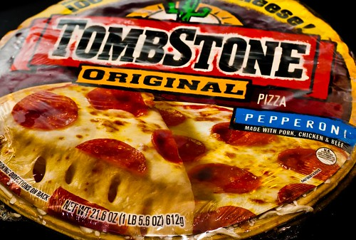 Tombstone Original Pepperoni Pizza | by the.duch