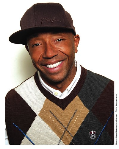 My Heroes - Russell Simmons built a business empire and helped people embrace their inner power | by adria.richards