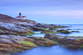 Beavertail Lighthouse | by enfi