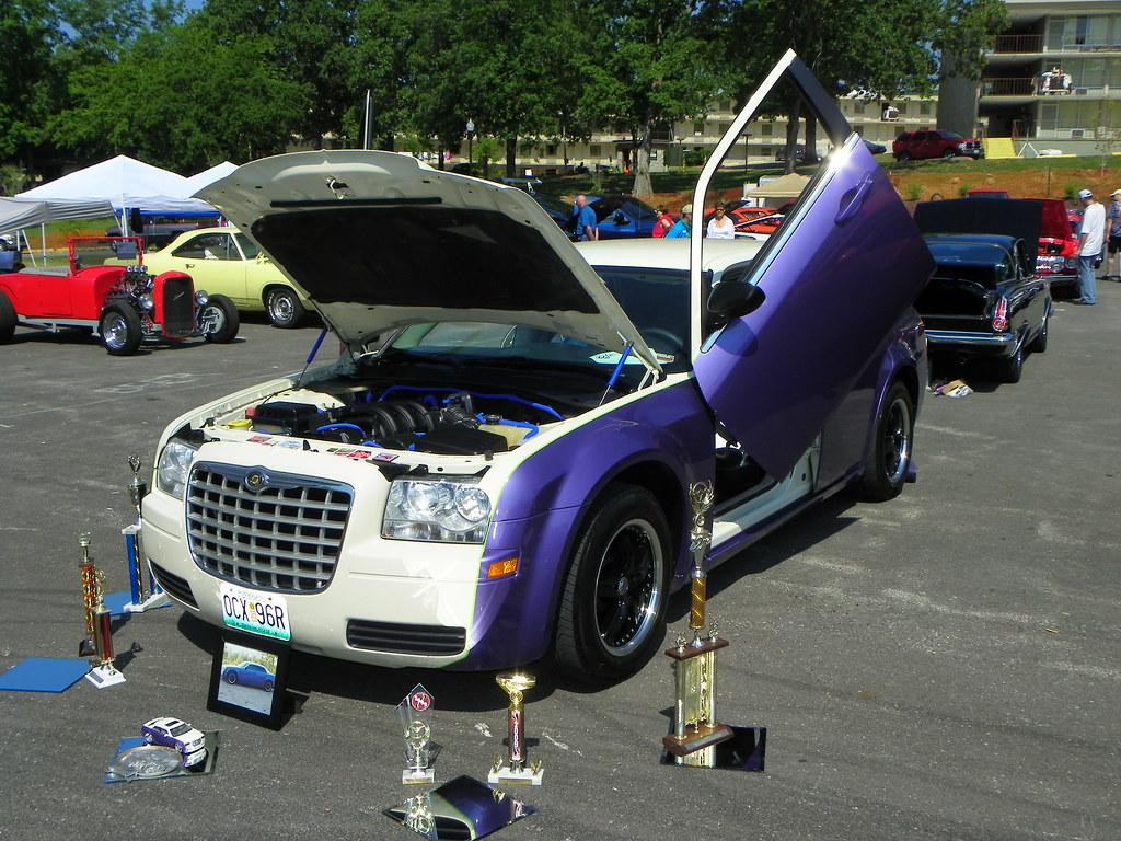 MOPAR Car Show Branson MO Chrysler Dustin Holmes - Car show branson mo