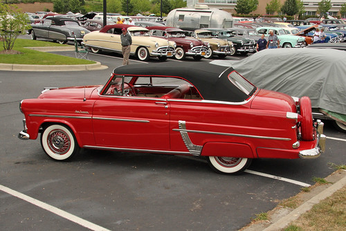 1954 Hudson Jet Convertible This Is The Only Factory