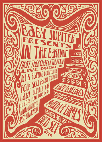 Baby Jupiter - In the Basement (September) | by Danny PiG