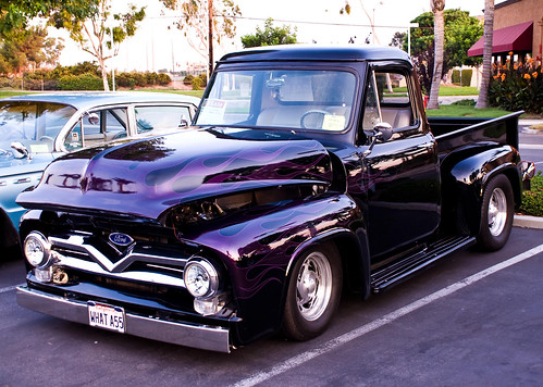 55 Ford F100 Stolen William Hamilton Flickr