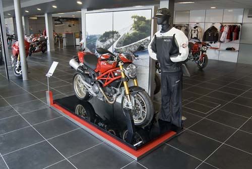 ducati dealer uk ducati store flickr. Black Bedroom Furniture Sets. Home Design Ideas
