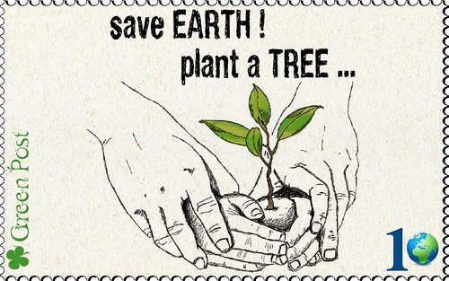 Plant a tree, save a life - Conservation