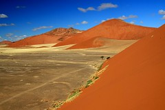 Africa - Namibia / Sossusvlei / ナミビアで死んでいる木 | by RURO photography