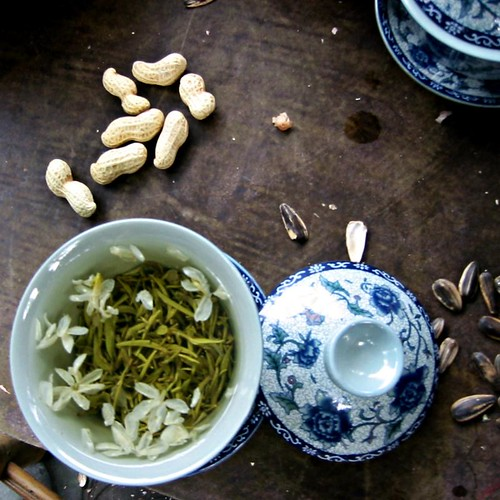wenshu tea | by latigi
