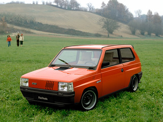 FIAT Panda 100hp Integrale | by Littlepixel™