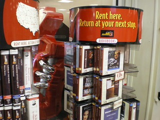 Rent audio books from truck stops | by gcaserotti