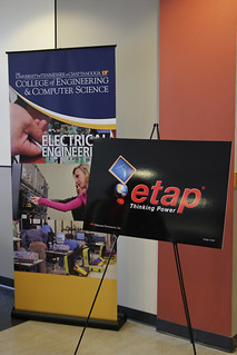 ETAP Lab Ribbon Cutting | by UT-Chattanooga