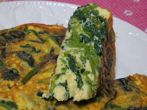 Spinach omelette | by mdid